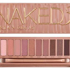 Urban Decay Naked 3 Eyeshadow and Brush Palette